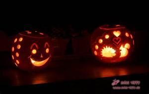 Halloween Kürbis Motive : binenstich herbst deko ~ Eleganceandgraceweddings.com Haus und Dekorationen