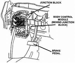 2ooo Dodge Caravan Is Showing Blinking Dash Lights  Appears To Stop Blinking When The Headlamps