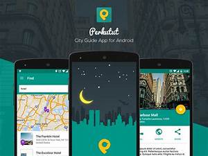 Perkutut  City Guide App For Android