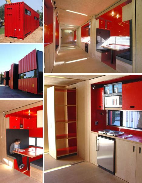 container home interiors 40 cargo containers into stylish small home spaces