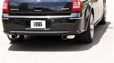 bb cat  exhaust system chrysler  dodge charger