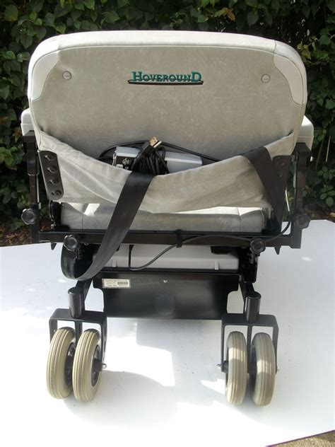 hoveround teknique hd power chair  wheelchairs tan