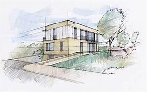 Haus Selbst Entwerfen : haus entwerfen schritte zum architektenplan im detail ~ Lizthompson.info Haus und Dekorationen