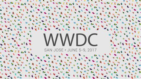 WWDC 17  je ne peux pas ce soir … j'ai la keynote Apple à