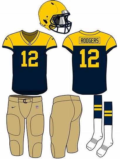 Packers Fix Uniform Chris