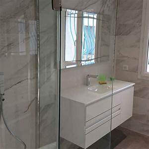 Rénovation Salle De Bain : r novation salle de bain 06 zone cannes antibes ~ Premium-room.com Idées de Décoration