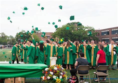 lynbrook high school hosts graduation ceremony herald community