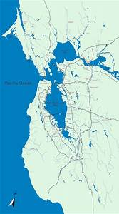 San Francisco Bay Area Graphic Watershed Finder