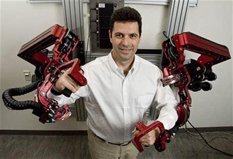 Robotic exoskeleton for arms | Boing Boing