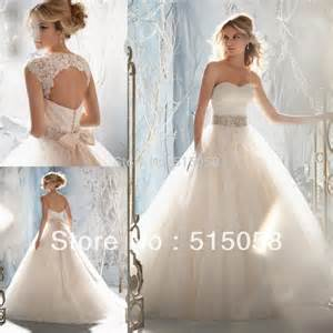 vestido de novia wedding dress removable lace jackets open back ivory tulle princess gown wedding dress vestidos de
