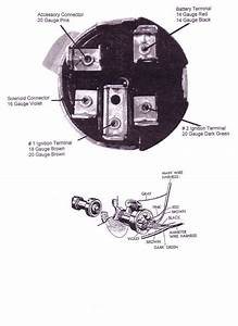 57 Chevy Headlight Switch Wiring Diagram