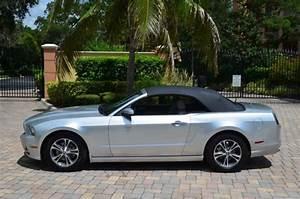 2014 Ford Mustang 2dr Convertible V6 Premium - Ingot Silver Metallic