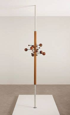 floor to ceiling tension pole plant hangers mid century tension pole ls on