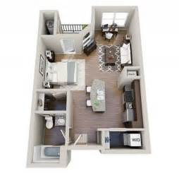 Beautiful Studio Floor Plan Ideas by Studio Apartment Floor Plans