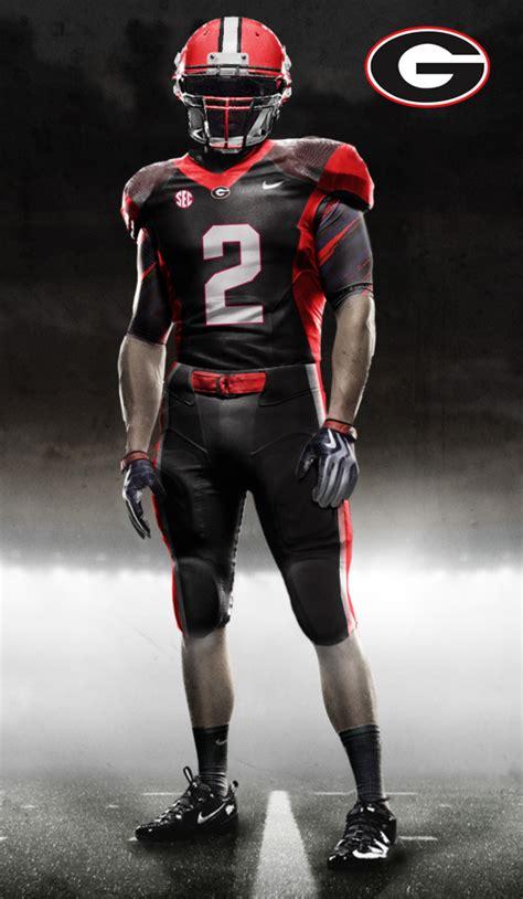 original uniform concepts   georgia bulldogs