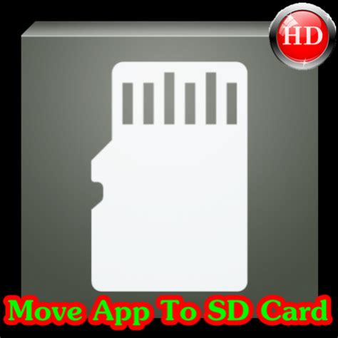 app to sd card for android move app to sd card appstore for android