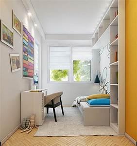 Jugendzimmer Einrichten Kleines Zimmer : kleines kinderzimmer einrichten 56 ideen f r rauml sung ~ Bigdaddyawards.com Haus und Dekorationen