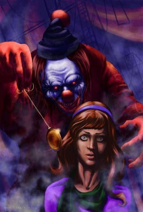 clown scary doo scooby bedlam deviantart clowns daphne ghost evil blake villains creepy pretty coin gold episode hypno monster quot