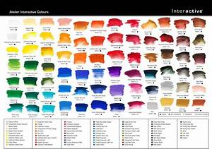 Atelier Interactive Professional Artists' Acrylic Color ...