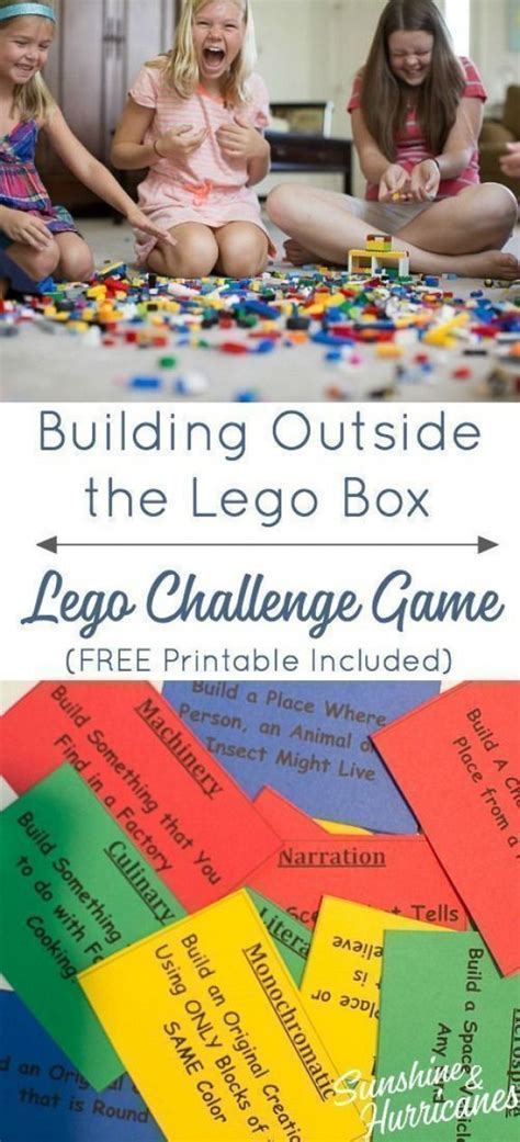 Get your kids thinking outside the lego box set with lego ...