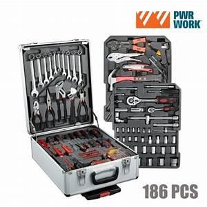 Caisse A Outils Complete Bricorama : malette outils facom pas cher ~ Edinachiropracticcenter.com Idées de Décoration