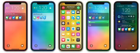 Ios 13 Wallpaper Tweak by This Ios 13 Concept Offers A Few Ideas For Fixing