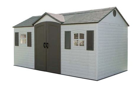 lifetime 15x8 shed uk lifetime shed 6446 lifetime 15x8 storage shed model 6446