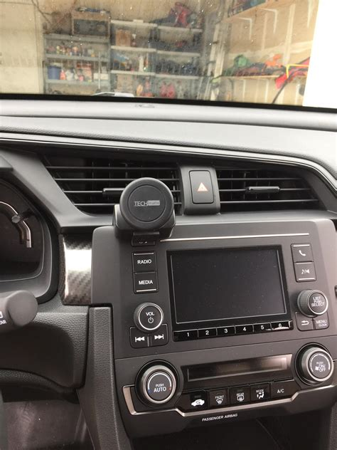 cell phone holder mount page   honda civic forum