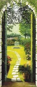 les 19 meilleures images du tableau trompe l39oeil sur With lovely sticker exterieur trompe l oeil 3 porte trompe l oeil papier peint decoration de maison