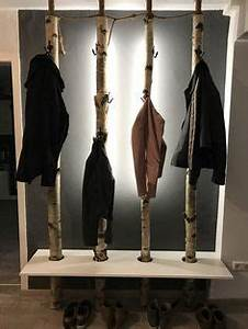 Garderobe Aus Birkenstämmen : clara semperboni clarasemperboni auf pinterest ~ Yasmunasinghe.com Haus und Dekorationen