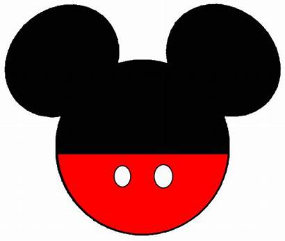 Mickey Mouse Clipart Clip Head Christmas Icon