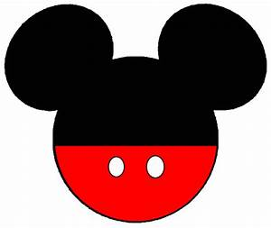Mickey Mouse Head Clip Art - Cliparts.co