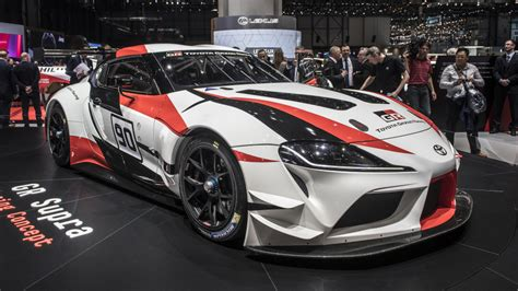 The Toyota Supra Won't Get A Manual Transmission, But Does