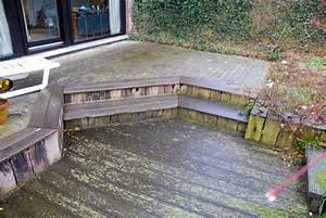 Terrassengestaltung holz granitpflaster galabau m hler for Terrasse neu gestalten