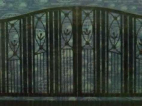 grille door wrought iron main gate design  youtube