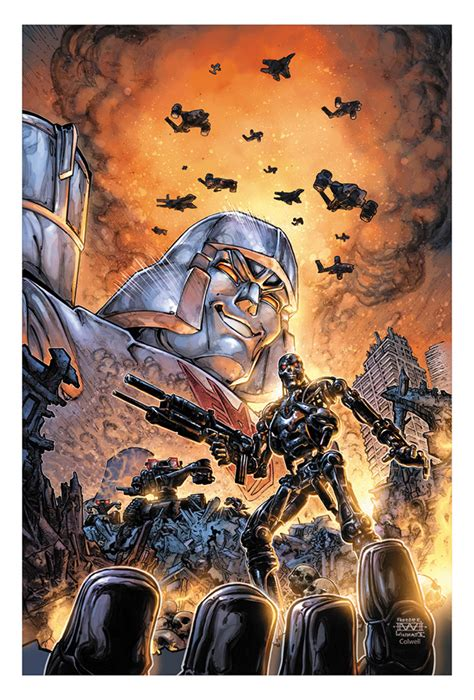 robots wage war  sci fi supremacy  transformers