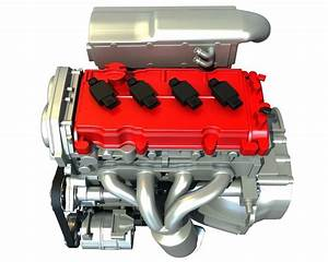 Full Car Engine Diagram