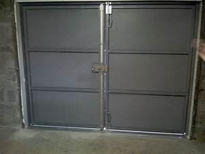 Porte En Métal : serrurerie metallerie lahache metal lahache metal ~ Teatrodelosmanantiales.com Idées de Décoration