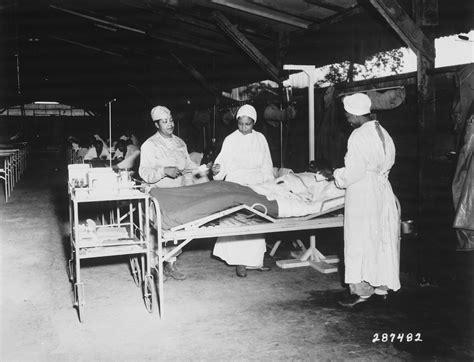 army nurses   guinea surgical ward women  world