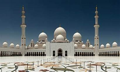 Zayed Sheikh Mosque Grand Mosques Magnificent Traveldigg
