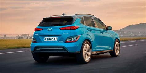 The kona electric isn't without its flaws; El Hyundai Kona Electric EV de 2021, así es su diseño y ...