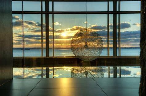 stunning modern ocean view home  open floor plan idesignarch interior design
