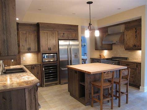 armoire de cuisine moderne armoire de cuisine en pin rustique recherche