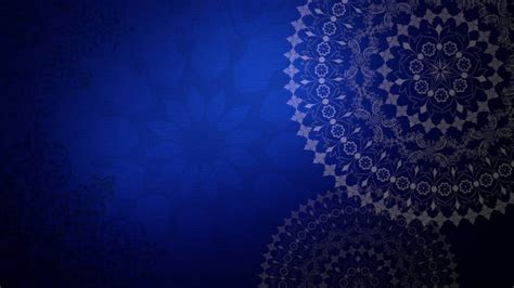 Islamic Background by Free Islamic Motion Background Blue