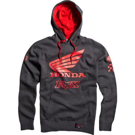 fox motocross sweatshirts fox racing honda premium hoody motosport legacy url