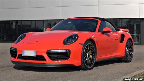 Test Drive In The 2016 Porsche 991 Turbo S Mk2