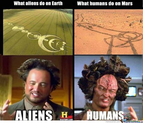 Humans Meme - aliens vs humans by alisabosconovitch meme center