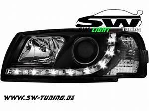 T4 Led Scheinwerfer : sw light scheinwerfer vw t4 96 03 langer vorderwagen black ~ Jslefanu.com Haus und Dekorationen