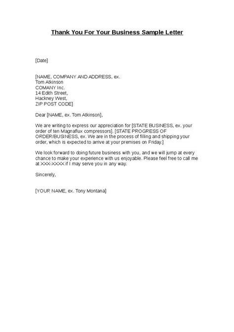 business   letter sample cover letter samples