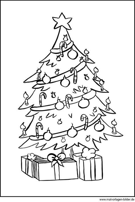 tannenbaum vorlage zum ausdrucken vorlagen